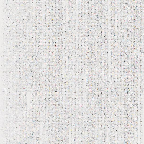 Reynald Drouhin, Monochrome (s), 2006, courtesy of Numeriscausa. © Reynald Drouhin