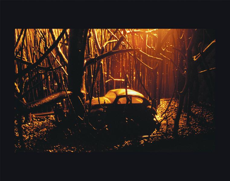 Alain Lafambroise, S'approchant, 2007, impression au jet d'encre , 96 x 122 cm, avec l'aimable permission de la galerie Graff, Montréal. © Alain Lafambroise