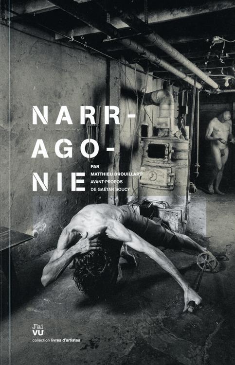 Narragonie, Éditions J'ai VU, 2008, 48 pp. © Matthieu Brouillard
