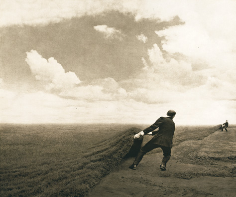 Robert Parke Harrison and Shana Parke Harrison, Reclamation 2003, from the series Reclamation, photogravure, 2003. © Robert Parke Harrison and Shana Parke Harrison
