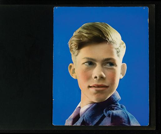 Hugh Le Caine, Albums photographiques, 1946-1977. Collection privée. Reprographie : Denis Farley. © Hugh Le Caine