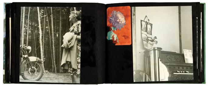 Hugh Le Caine, Albums photographiques, 1946-1977. Collection privée. Reprographie : Denis Farley. ©Hugh Le Caine