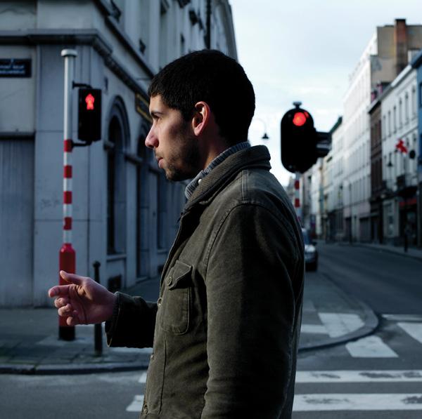 Christophe Beauregard, Bruxelles, 2008, de la série Technomades, photographie, reproduite avec l'aimable permission de MAP et de la galerie Signatures. © Christophe Beauregard