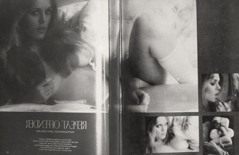 Images : Michael Snow, Repeat Offender, photographie, Photo Communique, fall / automne 1986.