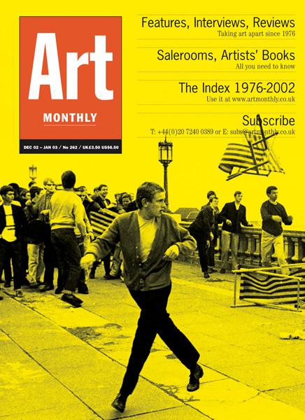 Images : Ron Terada, Defile, 2003, projet de magazine réalisé en collaboration avec / magazine project realized with Art Metropole and YYZ Artists' Outlet, Toronto , 52 pages, 28 x 20 cm.
