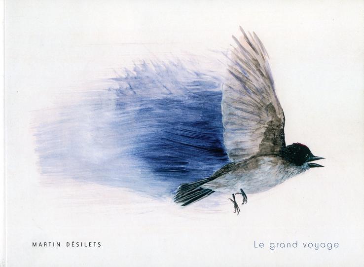 Martin Désilets, Le grand voyage, Longueuil, Plein sud, 2007, 87 p., ill. coul.