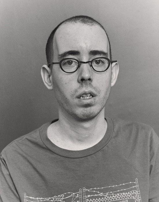 Gabor Szilasi, Félix Lavigne, Montréal, 2005, de la série Les Impatients, épreuve à la gélatine argentique, 44,2 x 34 cm, gracieuseté du Musée d'art de Joliette. © Gabor Szilasi