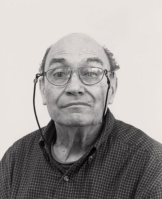 Gabor Szilasi, M. D'ambra, Montréal, 2003, de la série Les Impatients, épreuve à la gélatine argentique, 44,2 x 34 cm, gracieuseté de VOX, art contemporain. © Gabor Szilasi