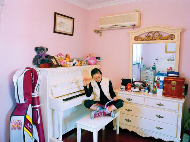 Hu Yang, Chen Mengjia (de Shanghai, chef d'entreprise). © Hu Yang