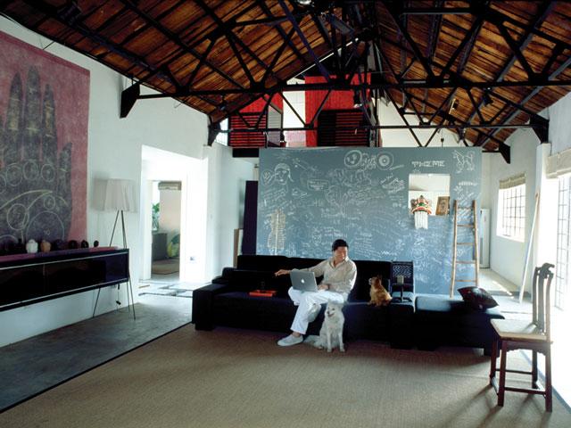 Hu Yang, Xu Zonghan (Américain, consultant en marques de commerce). © Hu Yang
