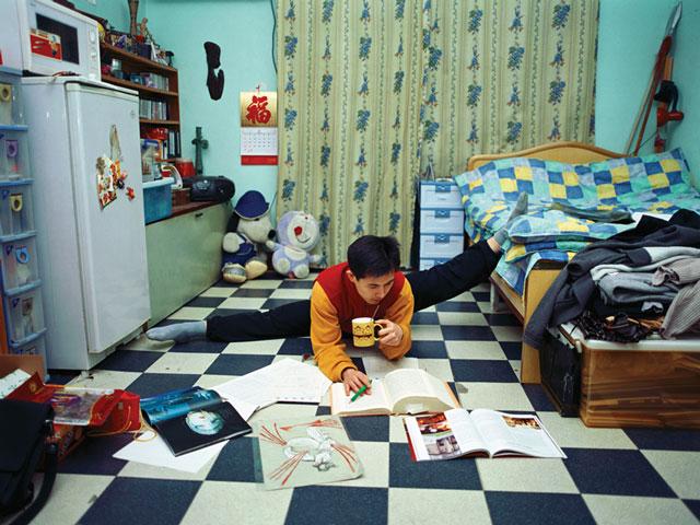 Hu Yang, Huang Dou Dou (de Shanghai, danseur). © Hu Yang