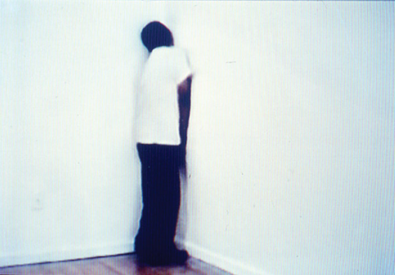 Luis Felipe Ortega & Daniel Guzmán, Remake (Terry Fox: Corner Push), 1994/2003, vidéo/video, 10 min. © Tous droits réservés