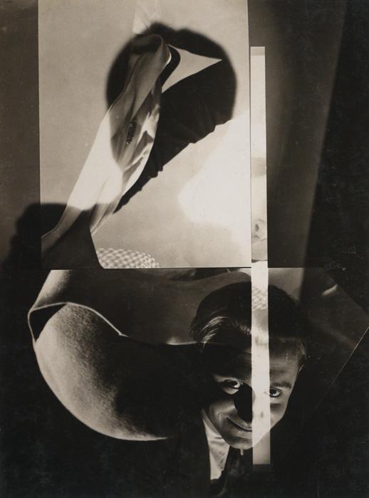 Maurice Tabard, Parry, Paris, 1929, épreuve argentique /gelatin silver print, 22,5 x 16,6 cm coll. Ryerson Gallery and Research Centre, image © L'Association des Amis de Maurice Tabard