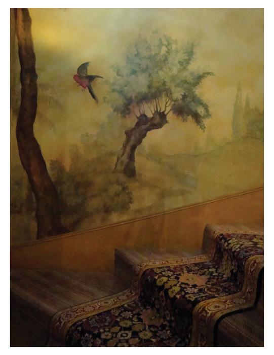 Ewa Monika Zebrowski, tempo perso, 2009, impression jet d'encre / digital inkjet print, 82 x 63 cm. © Ewa Monika Zebrowski