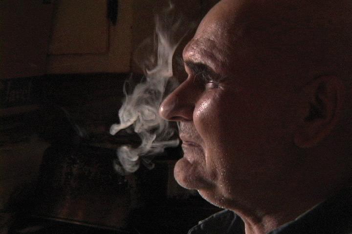 Michel Lamothe, John Max, a portrait, 2010, images tirées de la vidéo / stills from the video, 94 min. © Michel Lamothe