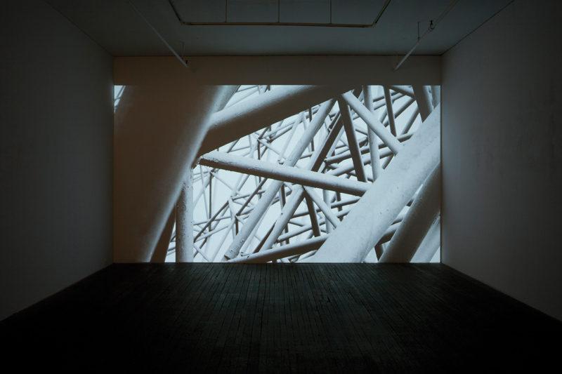Pascal Grandmaison, Soleil différé, 2010, video HD, 18 min 51 sec, photo : Richard-Max Tremblay. © Pascal Grandmaison