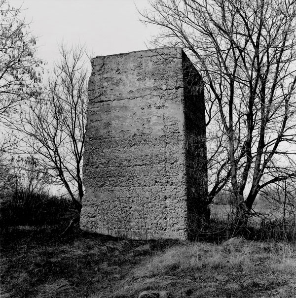 Greg Staats, from the series Auto Mnemonic Six Nations, 2007, toned silver print, 76 x 76 cm. © Greg Staats