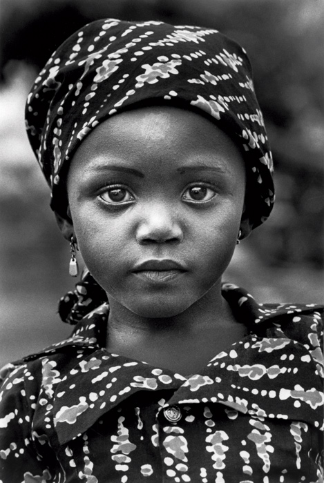 Chester Higgins Jr., Girl from Tamale, Ghana, 1973. © Chester Higgins