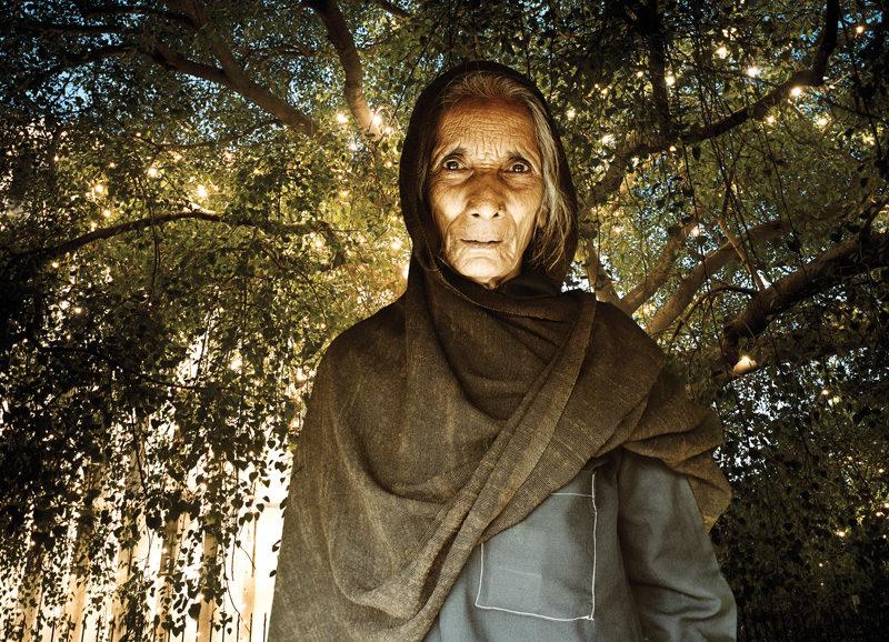 Meyer, Photo-montage mad in india, Inde, 2008. © Meyer