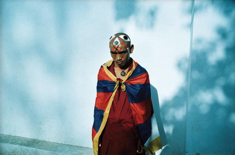 Flore-Aël Surun, Return march to Tibet, Inde, 2008 . © Flore-Aël Surun,