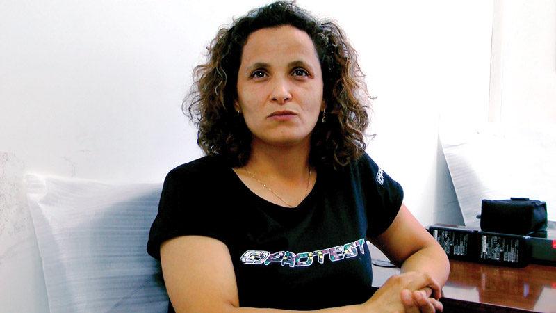 Nadia Seboussi, Le dernier été de la raison, 2012, images fixes tirées des entrevues vidéo avec : / still image from the video interviews with: Hocine Zaourar, Zohra Bensemra, Louiza Ammi, Souhil Baghdadi. © Nadia Seboussi