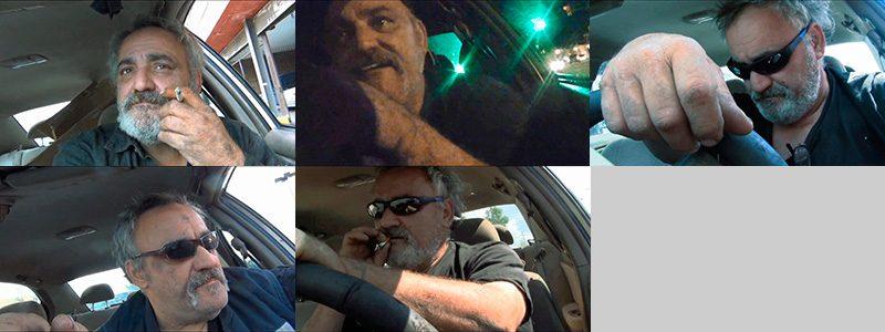 Dominic Gagnon, Big Kiss Goodnight, 2013, vidéogrammes / video stills, 61 min, Production Film 900. © Dominic Gagnon
