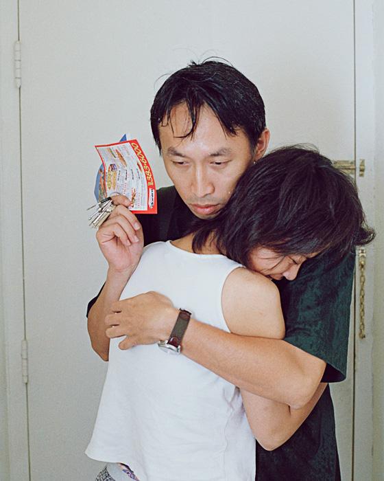 Chih Chien Wang, Yushan Hugs, 2012, impression jet d'encre, 51 x 41 cm, permission Pierre-François Ouellette art contemporain. © Chih Chien Wang