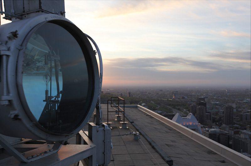 David K. Ross, Le Phare, 2012, 16 mm film transfer to 2K, 13 min 20 s, colour, sound Dolby 5.1, loop / film 16 mm transféré en 2K, 13 min 20 s, couleur, son Dolby 5.1., en boucle