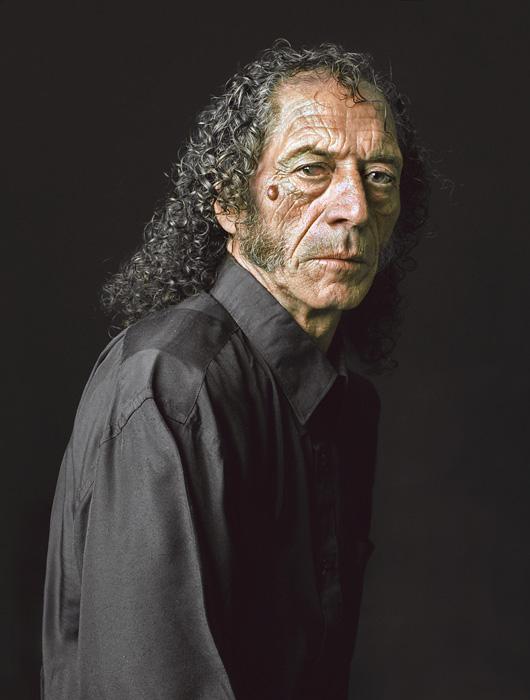 Pierre Gonnord, Bernardo, 2006, de la série / from the series Testigos, épreuves chromogéniques / c-prints, 166 x 125 cm