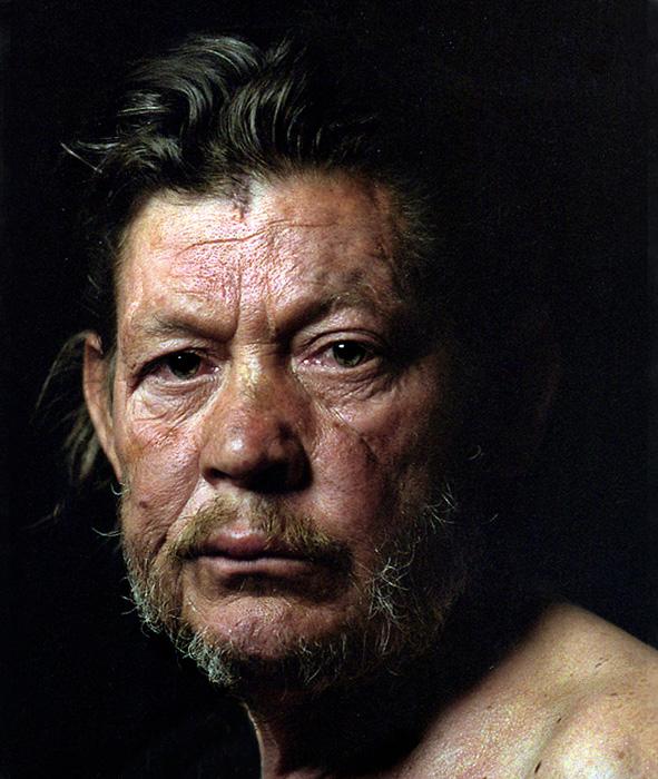 Pierre Gonnord, Juan, 2004, de la série / from the series Utópicos, épreuves chromogéniques / c-prints, 145 x 125 cm