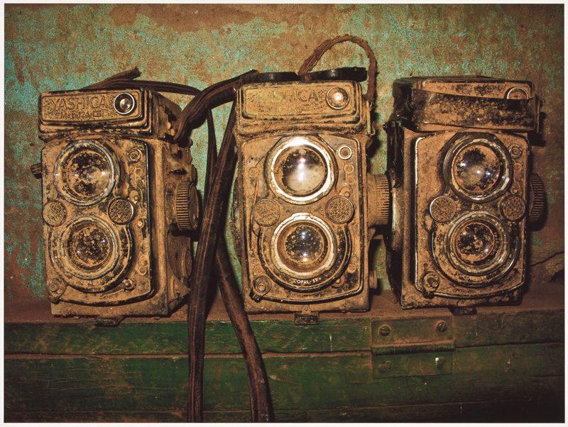 Michel Campeau, Sans titre 8277 (Niamey, Niger), 2005-2010, de la série La chambre noire, 2005-2010, Musée des beaux-arts du Canada, Ottawa