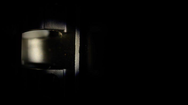 Jacinthe Lessard-L., La chambre inversée, 2013, installation vidéo / video installation, 8 min 38 s, en boucle / loop