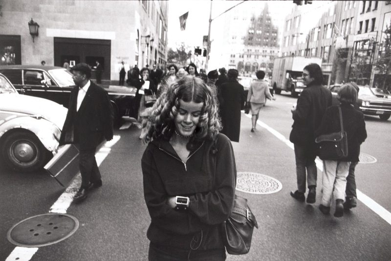 Garry Winogrand, Untitled, 1981, from the / du portfolio Women Are Beautiful