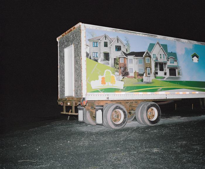 Steve Veilleux, de la série / from the serie Projections, 2012-2014, impressions jet d'encre / inkjet prints, 90 x 112 cm