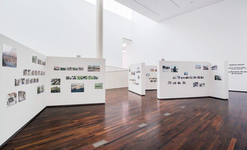 Cinq femmes du pays de la lune, 2014, vues d'exposition / exhibition views, Musée d'art contemporain du Val-de-Marne, Vitry-sur-Seine, France