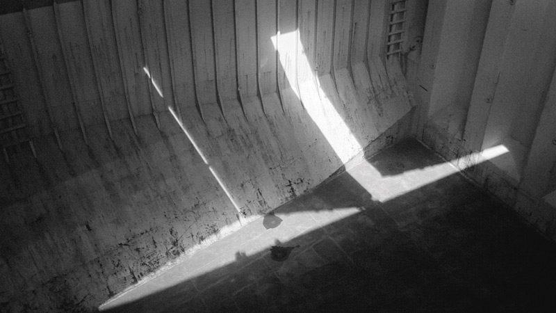 Félix Dufour-Laperrière, Photogramme du film Transatlantique, 2014, Montréal, 72 min