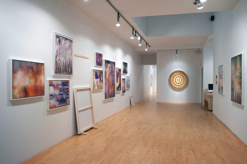 Dépeindre, 2014, vue de l'exposition. Photo : Alexandre Payer.