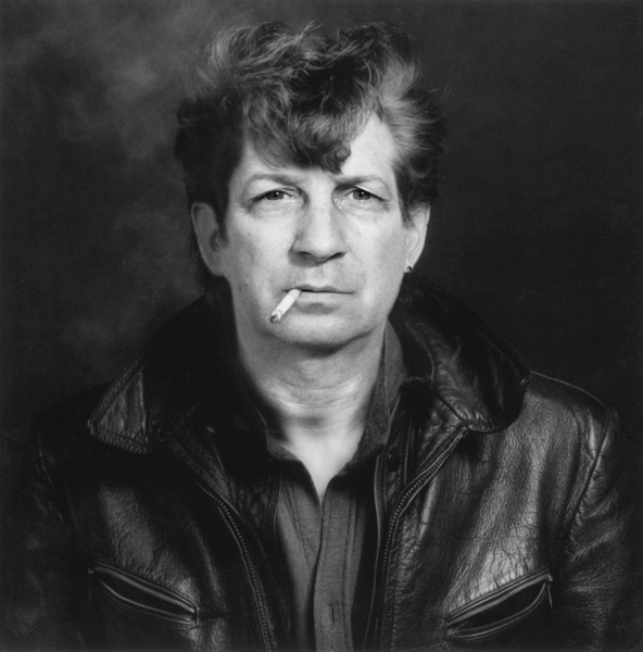Chuck Samuels, After Mapplethorpe from the series / de la série The Photographer, 2015 inkjet print on archival paper / impression jet d'encre sur papier archive, 35 × 36 cm