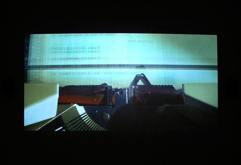 Akram Zaatari, Tomorrow Everything Will Be Alright, 2010, vidéo monobande HD en boucle, 12 min, photo : Patrick Lacasse