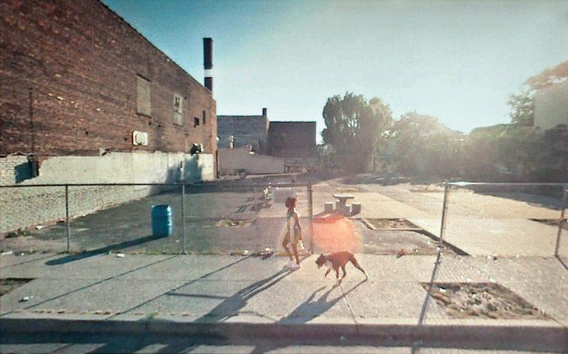 Doug Rickard, #40.700776, Jersey City, NJ (2007), 2011, 2010, de la série / from the series A New American Picture, impressions pigmentaires archive / archival pigment prints, permission de / courtesy of Yossi Milo Gallery, New York