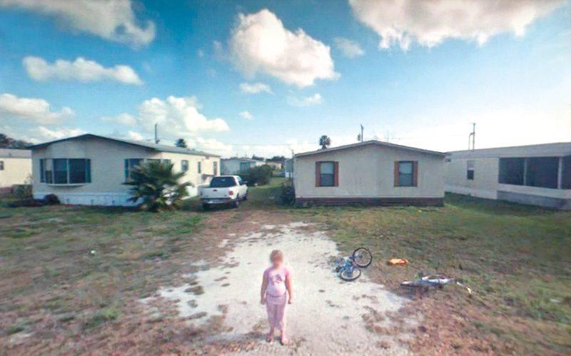 Doug Rickard, #27.144277, Okeechobee, FL (2008), 2011, 2010, de la série / from the series A New American Picture, impressions pigmentaires archive / archival pigment prints, permission de / courtesy of Yossi Milo Gallery, New York