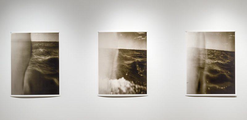 Alain Lefort, PEQUOD ('pi:'kwad), 2015, exhibition view