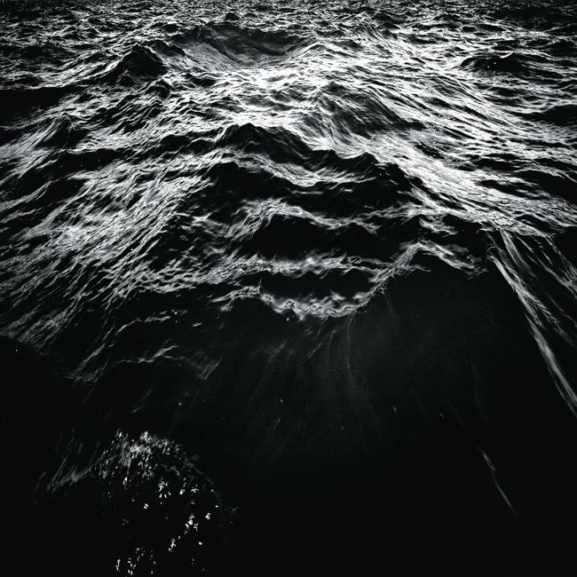 Alain Lefort, Abysse 2, from the series PEQUOD ('pi:'kwad), 2015, inkjet print on barite paper, 102 × 81 cm