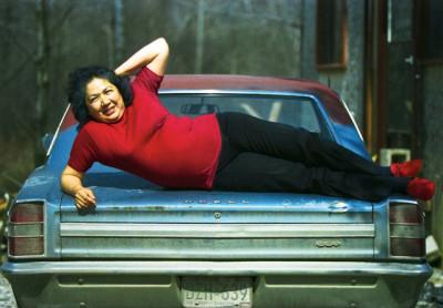 Shelley Niro, The Rebel, 2014 (1987). © Tous droits réservés
