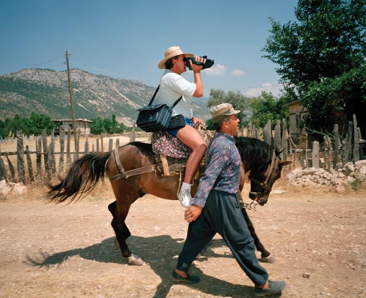 Martin Parr, Turkey, Kalkan, 1994, courtesy of Magnum Photos. © Martin Parr