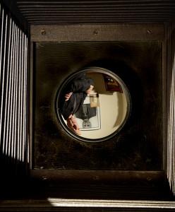 Chuck Samuels et Gabor Szilasi, DANS L'ŒIL DE L'AUTRE - pour Alexandre Taillefer et Debbie Zakaib