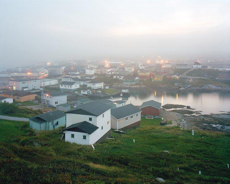 Scott Conarroe, Fog, Port aux Basques NL, 2009, inkjet print, courtesy of the artist and the Stephen Bulger Gallery