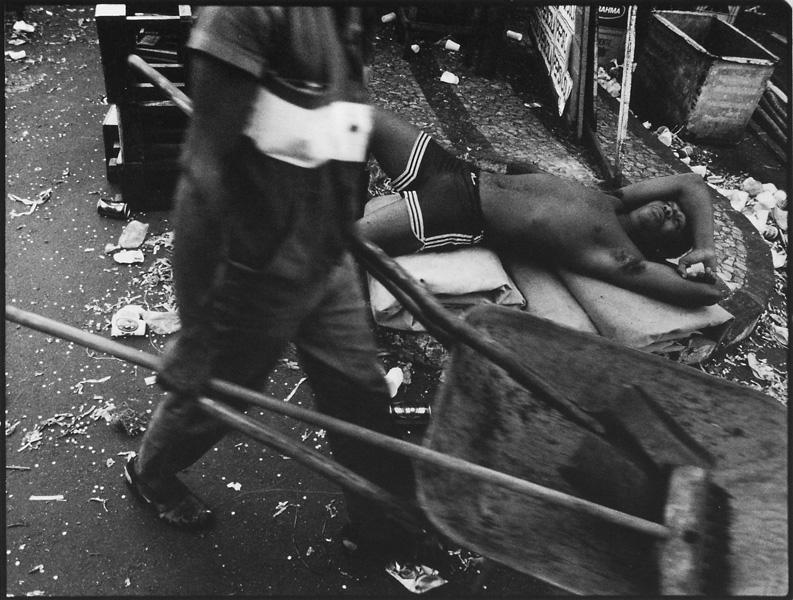 Herman Bertiau, Salvador de Bahia, Brésil, 1981. ©Herman Bertiau