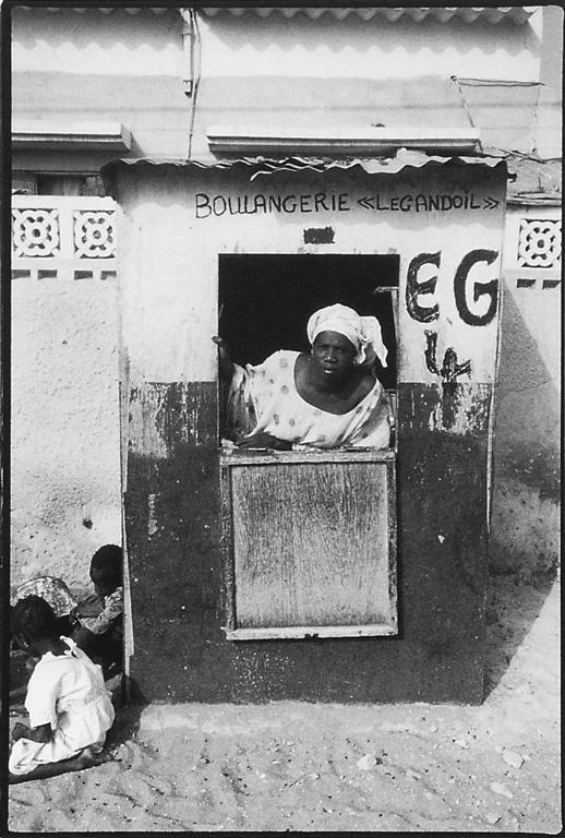 Sergine Laloux, Saint-Louis, Sénégal, 1990. ©Sergine Laloux