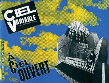 Ciel variable 03-04 - À CIEL OUVERT